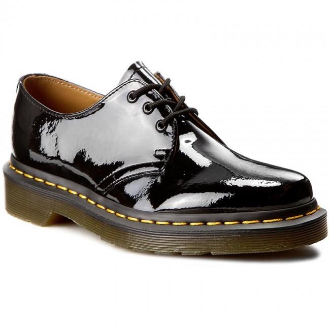 0dfe4c60984a8 Shoes DR. MARTENS - 1461 10084001 Black - Flats - Low shoes ...