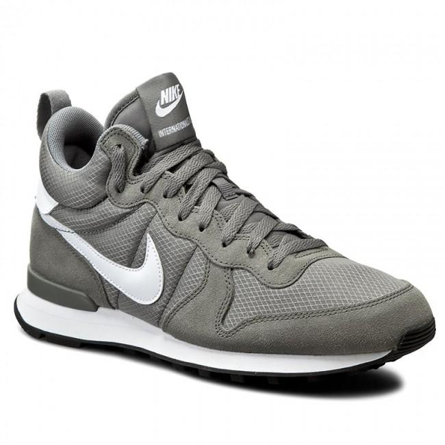 detailed look 159fc 89f26 Shoes NIKE - Internationalist Mid 859478 002 Tumbled Grey White White