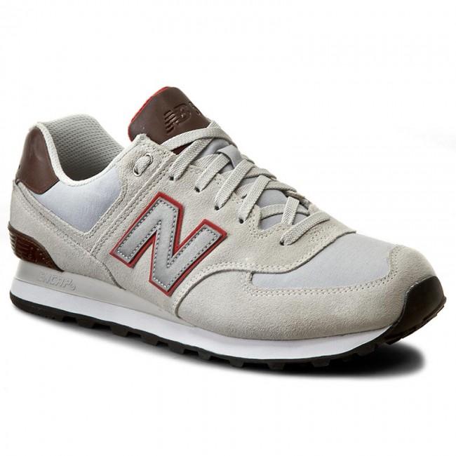 Sneakers NEW BALANCE ML574BCA Beige