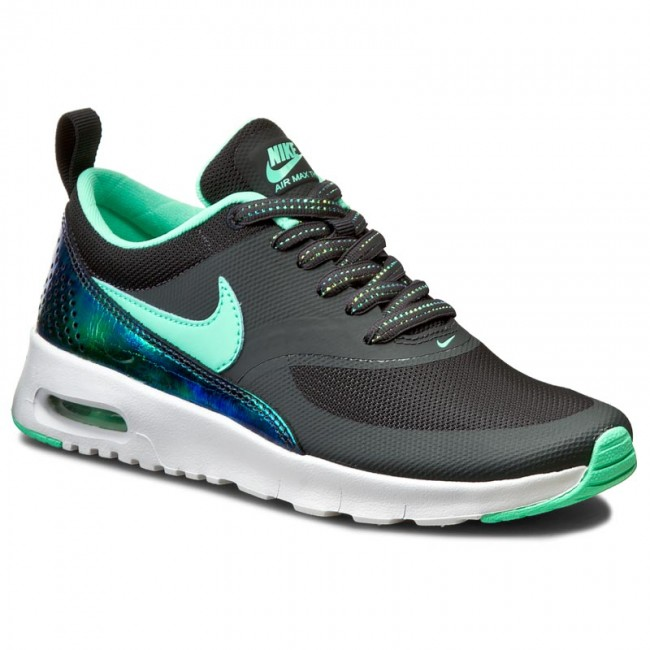 612d9523e4f9 Shoes NIKE - Air Max Thea Se (Gs) 820244 002 Anthracite Green Glow ...