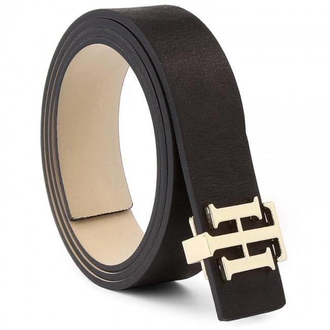 23a589ec71 Women s Belt TOMMY HILFIGER - Th Monogram Belt 3.0 AW0AW04032 90 413 ...