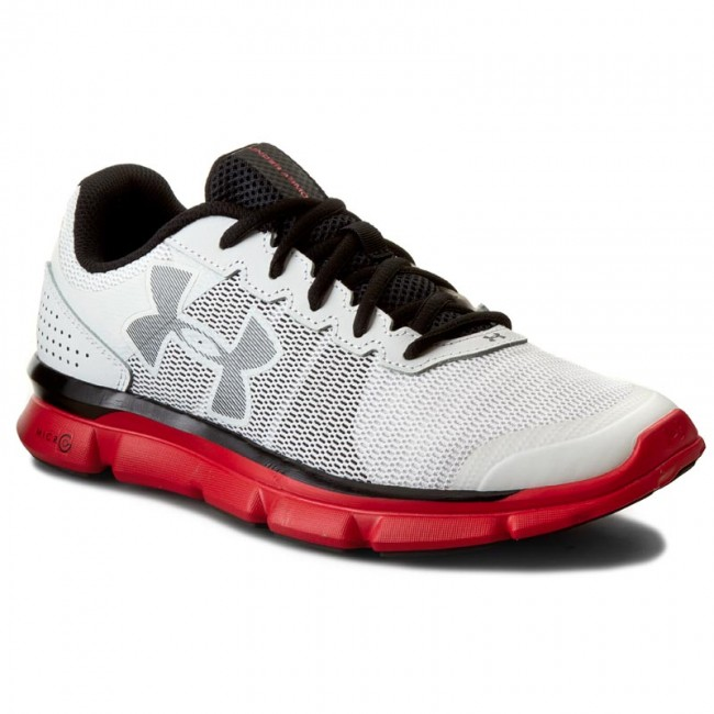 Shoes UNDER ARMOUR - Ua Micro G Speed Swift 1266208-100 Wht Rtr Blk ... 992d8926b346