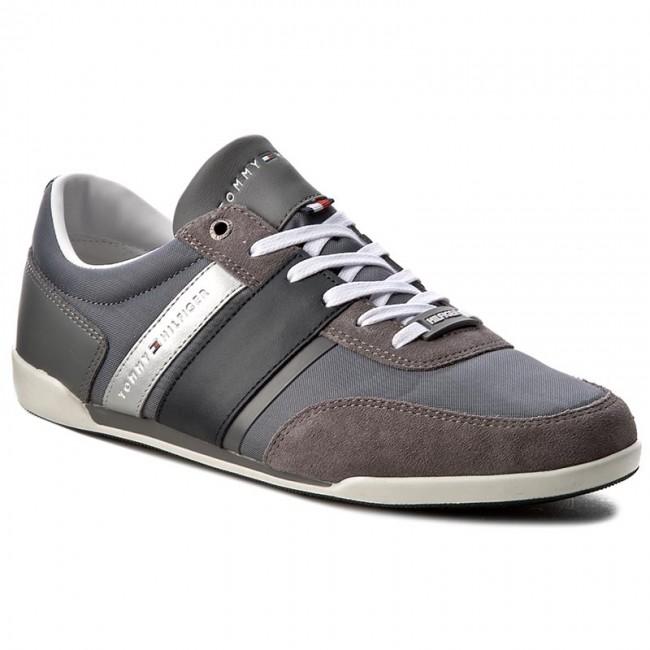 Sneakers TOMMY HILFIGER - Royal 2C2 FM0FM00648 Steel Grey 039