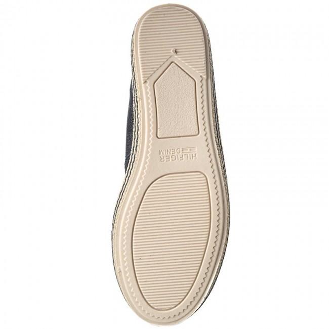24ff0b59183b0f Espadrilles TOMMY HILFIGER - DENIM Sari 3D2 FW0FW00369 Denim 404 -  Espadrilles - Low shoes - Women s shoes - www.efootwear.eu