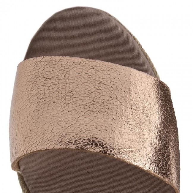 c269948ef979b7 Espadrilles TOMMY HILFIGER - DENIM Lory 1C FW0FW00990 Rose Gold Nude 903 -  Espadrilles - Mules and sandals - Women s shoes - www.efootwear.eu