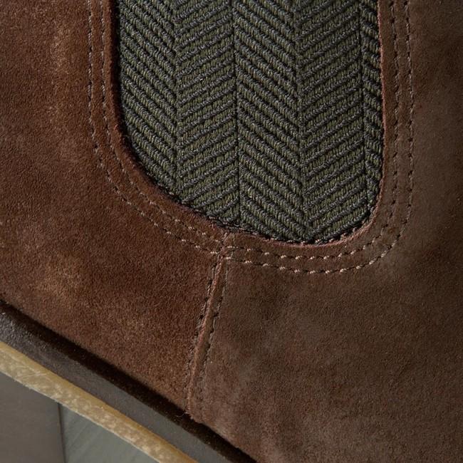 eeabcd4669fb2 Boots TOMMY HILFIGER - DENIM Cleo 1B EN56821966 Coffeebean 212 ...