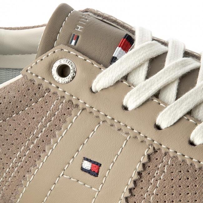 Sneakers TOMMY HILFIGER - Lizzie 1B1 FW0FW00383 Cobblestone 068