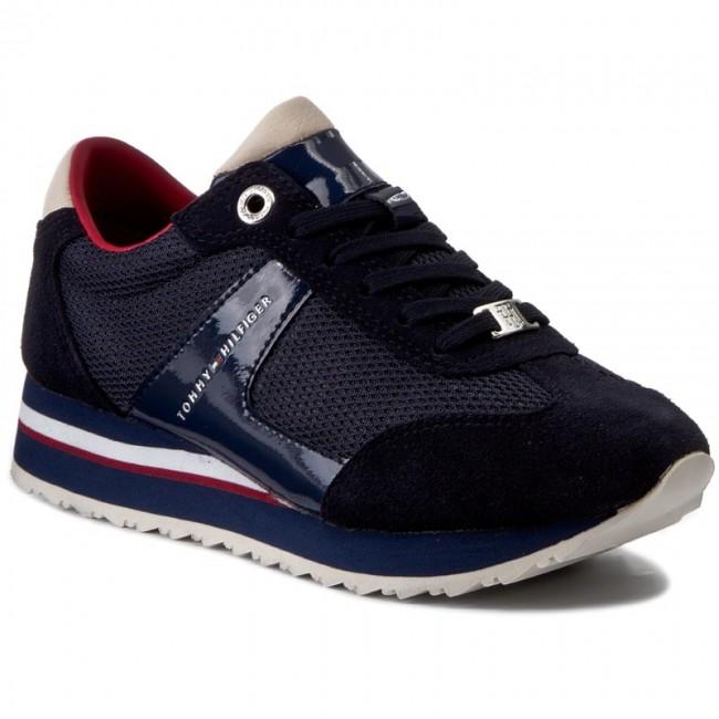 06ebeb6baffde Sneakers TOMMY HILFIGER - Angel 1C1 FW0FW00627 Tommy Navy 406 ...