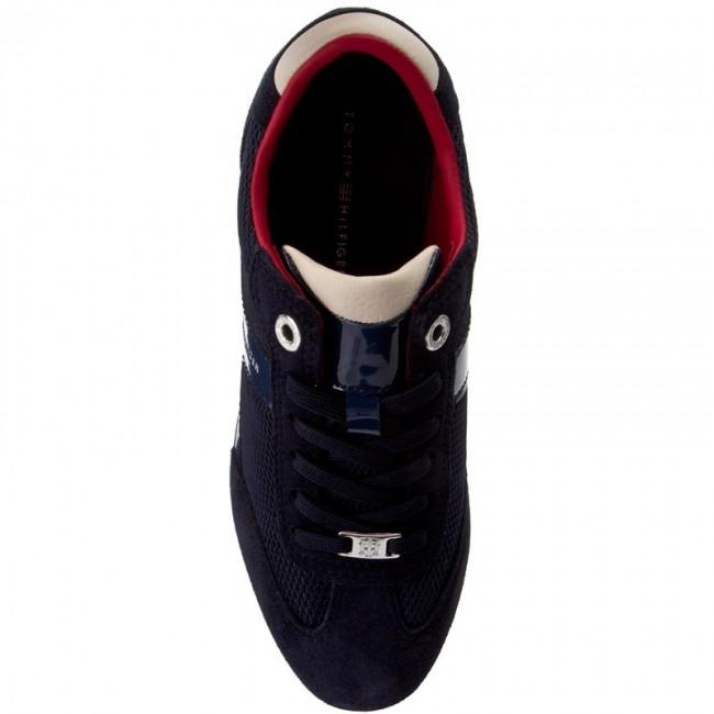 3e7b0ee1989b3 Sneakers TOMMY HILFIGER - Angel 1C1 FW0FW00627 Tommy Navy 406 - Sneakers -  Low shoes - Women s shoes - www.efootwear.eu