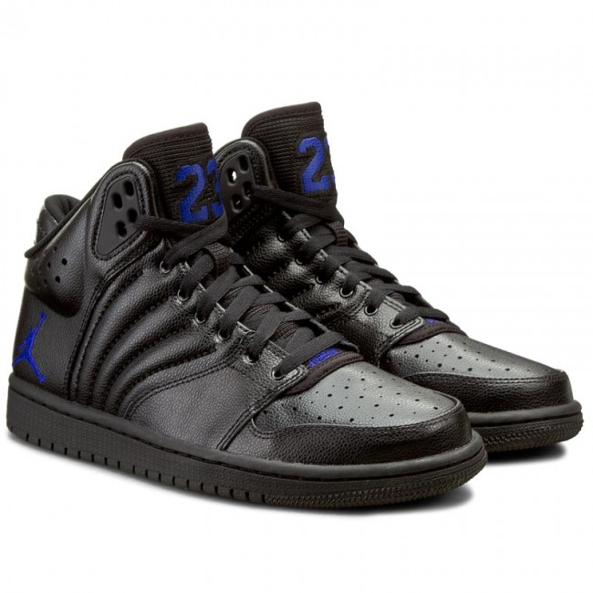 Shoes NIKE - Jordan 1 Flight 4 820135 014 Black/Concord