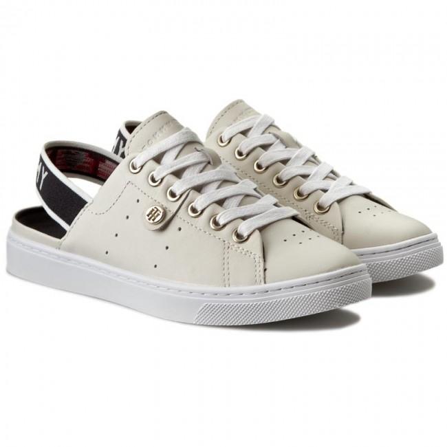 Sandals TOMMY HILFIGER - Venus 3A1 FW0FW00621 White 100 - Casual ... c00262440e2