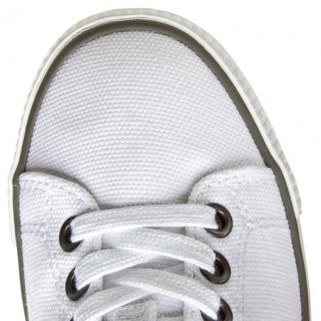 Plimsolls CALVIN KLEIN JEANS Dora R3556 White
