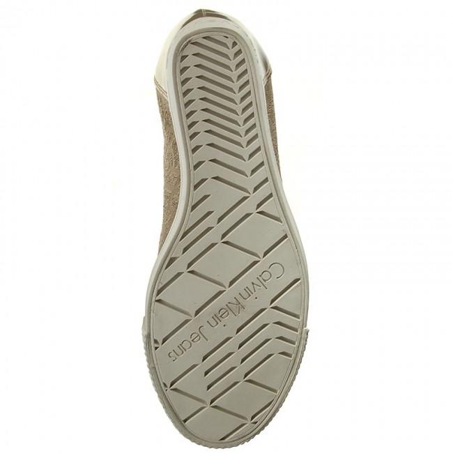 Sneakers CALVIN KLEIN JEANS Ramona RE9686 GoldGold
