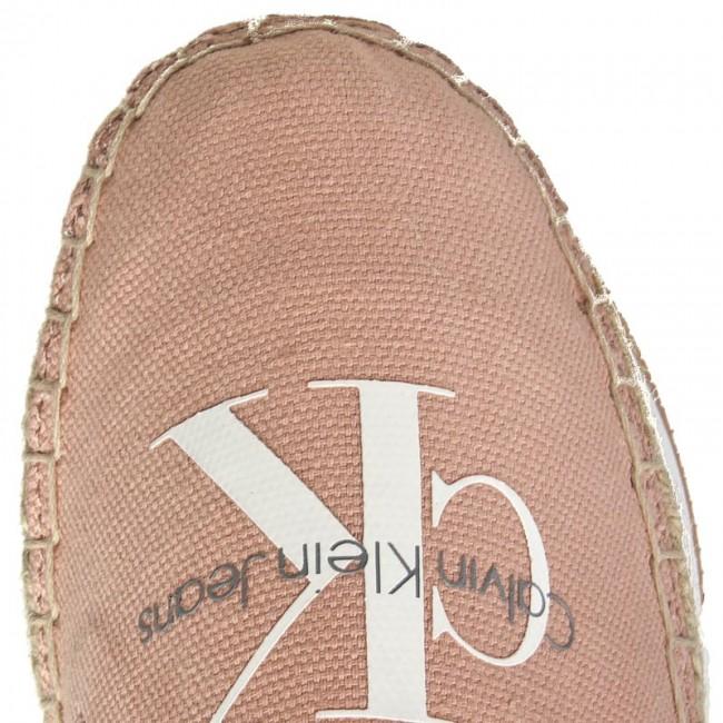 a537bf19a7b9 Espadrilles CALVIN KLEIN JEANS - Genna R3768 Dusk - Espadrilles - Low shoes  - Women s shoes - www.efootwear.eu