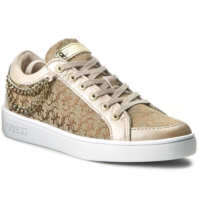 Sneakers GUESS - Glinna FLGLN1 FAL12 BEIBR - Sneakers - Low shoes ... 8c73b20423e