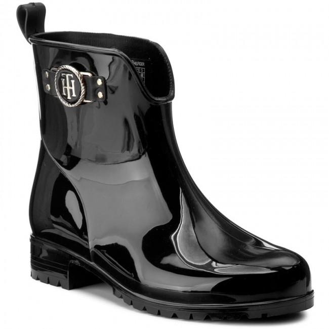 e84382ca9ba60 Wellingtons TOMMY HILFIGER - Oxley 12R FW0FW00869 Black 990 ...