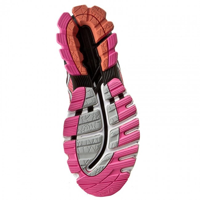 Shoes ASICS Gel Kinsei 6 T692N Peach melbaSilverPink Glow 7693