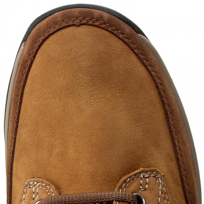 b8d0e54f24105 Shoes CLARKS - Baystonego Gtx GORE-TEX 261192857 Tobacco Nubuck - Casual -  Low shoes - Men s shoes - www.efootwear.eu