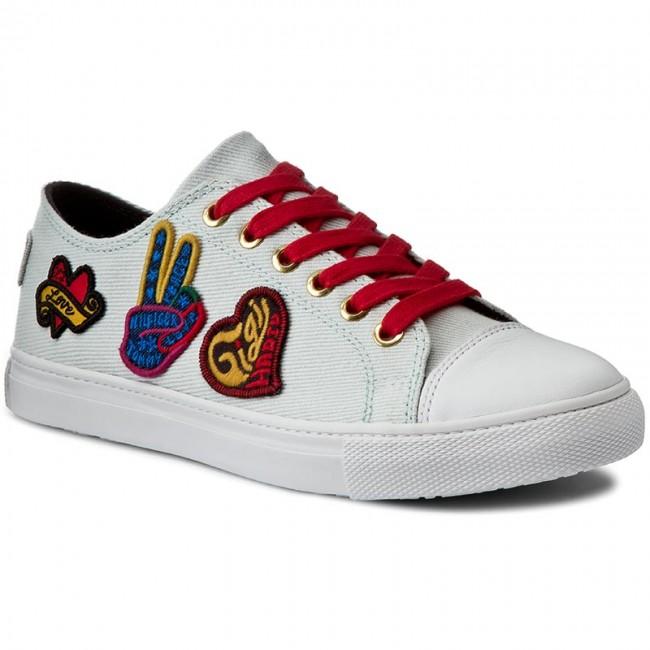 Sneakers Gigi Hadid De Tommyhilfiger Noir y5UpN3cX6