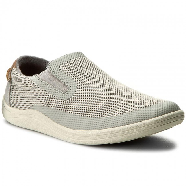 Shoes CLARKS - Mapped Step 261181347 Grey