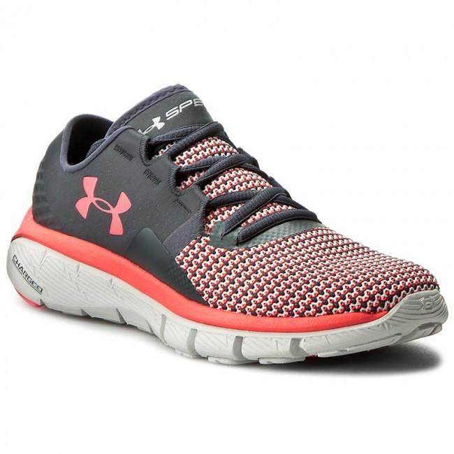 Shoes UNDER ARMOUR - Ua W Speedform Fortis 2 1273954-008 Sty/Glg/