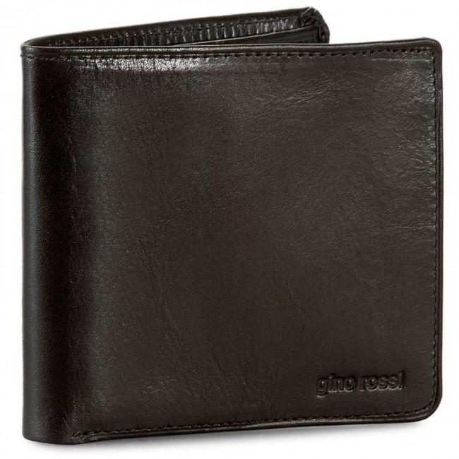 Large Men s Wallet GINO ROSSI - AFV364-03S-DF00-9900-X Black - Men s ... 8bcb342403