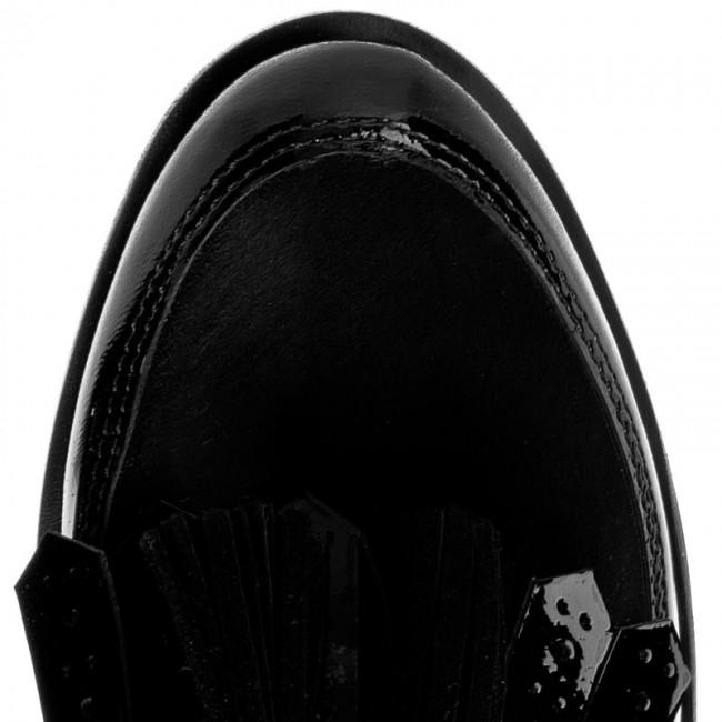 c510cb3a0688 Shoes SAGAN - 2892 Czarny Lakier Czarny Welur - Flats - Low shoes - Women s  shoes - www.efootwear.eu