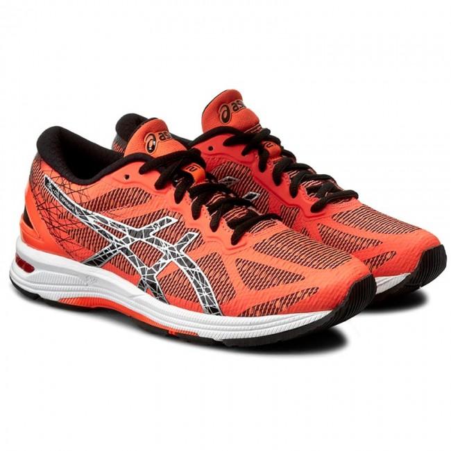 Shoes ASICS Gel Ds Trainer 21 Nc T675N Flash CoralBlackWhite 0690