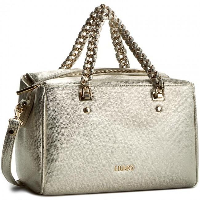Handbag LIU JO - Bauletto M Anna Chai A17003 E0087 Light Gold 90048 ... 58e87b79ac2