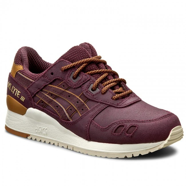 87d16a428497 Sneakers ASICS - TIGER Gel-Lyte III H6V1L Rioja Red Rioja Red 5252 ...
