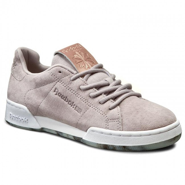 Shoes Reebok - Npc II Ne Met BD1522 Grey/White/Rose Gold