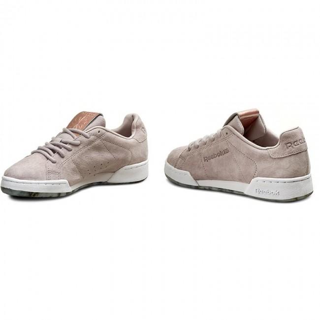 c80a641fcc4 Shoes Reebok - Npc II Ne Met BD1522 Grey White Rose Gold - Sneakers ...