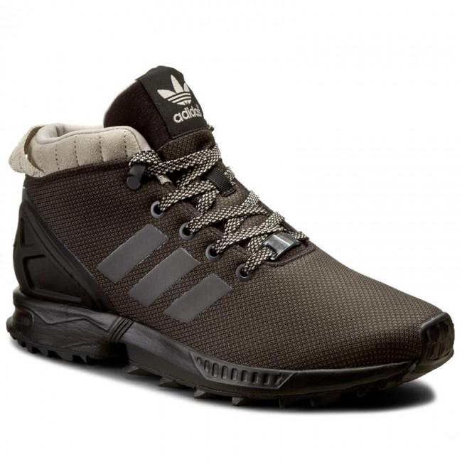 19daa187d Shoes adidas - Zx Flux 5 8 Tr BB2202 Cblack Cblack Cblack - Sneakers ...