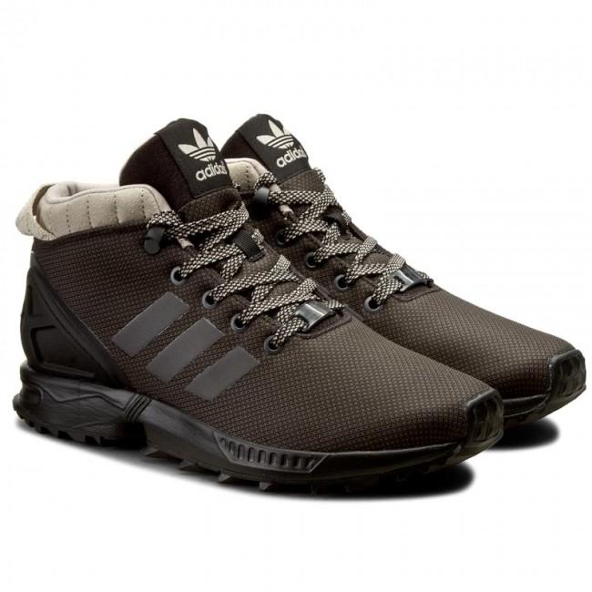 a9c8cd73b Shoes adidas - Zx Flux 5 8 Tr BB2202 Cblack Cblack Cblack - Sneakers - Low  shoes - Men s shoes - www.efootwear.eu