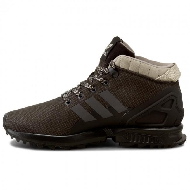 Shoes Adidas Zx Flux 5 8 Tr Bb2202 Cblack Cblack Cblack Sneakers Low Shoes Men S Shoes Efootwear Eu
