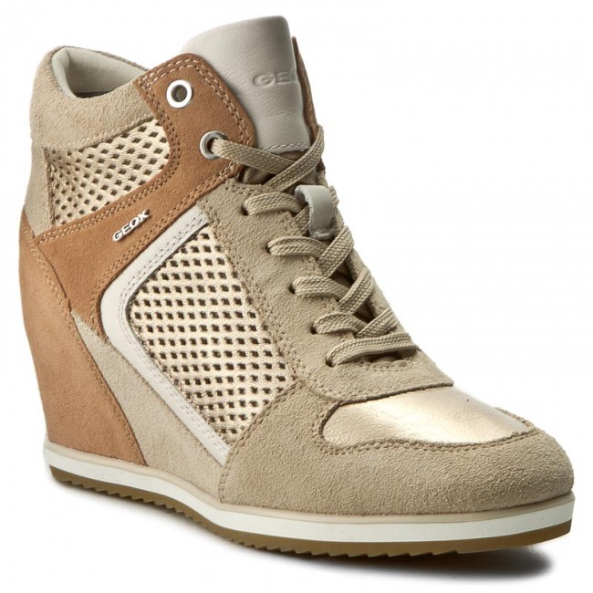 Shop Sale Online Buy Cheap Factory Outlet Geox Women's D Illusion B Trainers Cheap Outlet Locations Popular Cheap Online Cheap For Cheap pteaxVM