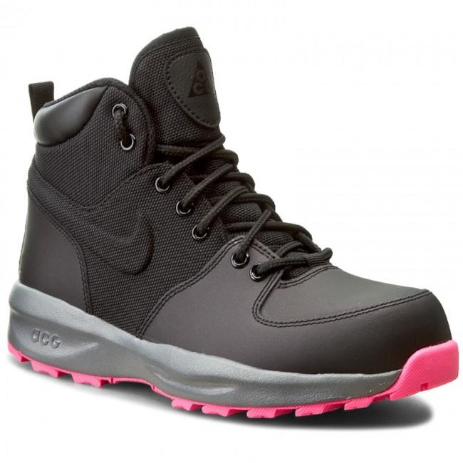 Shoes NIKE - Nike Manoa (GS) 859412 006 Black Black Hyper Pink ... 8d1823cab3