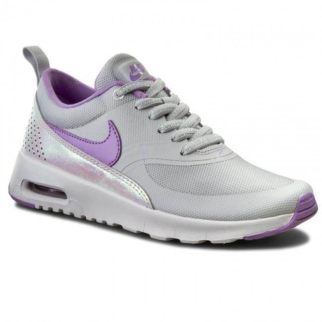 a98abdeb69 Shoes NIKE. Air Max Thea Se (Gs) 820244 004 Pure Platinum/Urban Lilac