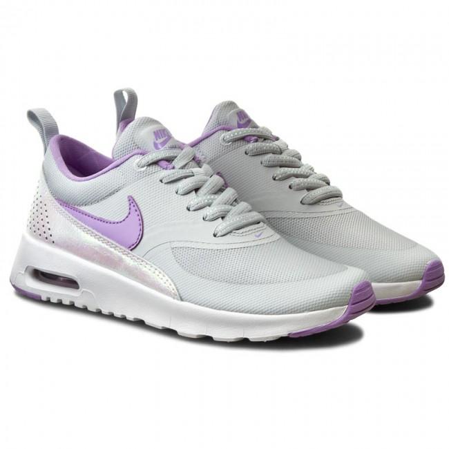 best service e2952 4e556 Shoes NIKE - Air Max Thea Se (Gs) 820244 004 Pure Platinum Urban Lilac -  Sneakers - Low shoes - Women s shoes - www.efootwear.eu