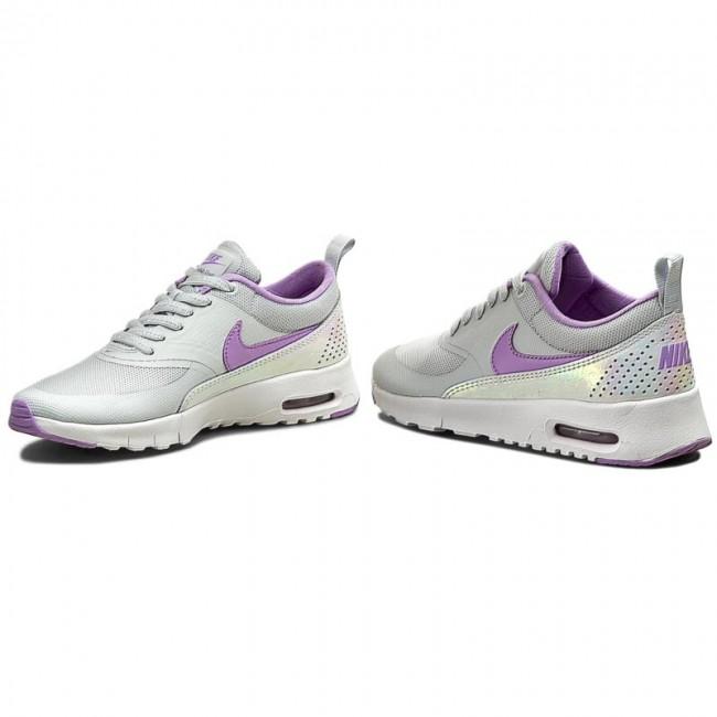 huge discount b0e1e b2191 Shoes NIKE - Air Max Thea Se (Gs) 820244 004 Pure Platinum Urban