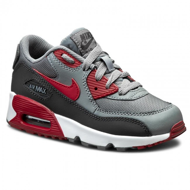 hot sale online 19a3f d7214 Shoes NIKE. Air Max 90 Mesh (PS) 833420 007 Cool Grey Gym ...