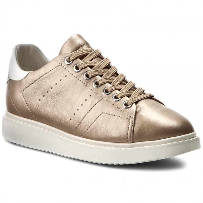 Sneakers GEOX - D Thymar A D724BA 000BV CB500 Champagne