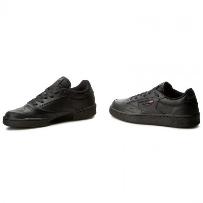 ab76cb2d2fc Shoes Reebok - Club C 85 AR0454 Black Charcoal - Sneakers - Low ...