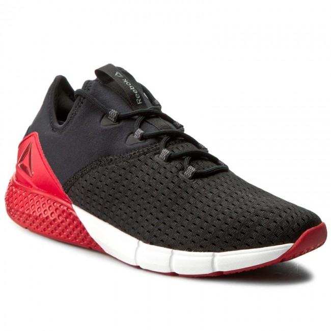 Shoes Reebok - Fire Tr BD4754 Black Red White Grey - Fitness ... 433b14cc107