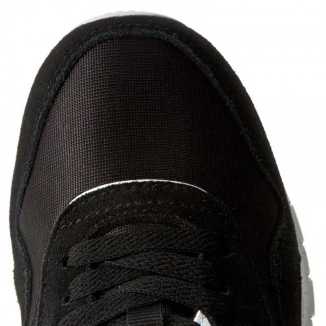 a5ea130bac2 Shoes Reebok - Cl Nylon J21506 Black White - Sneakers - Low shoes - Women s  shoes - www.efootwear.eu