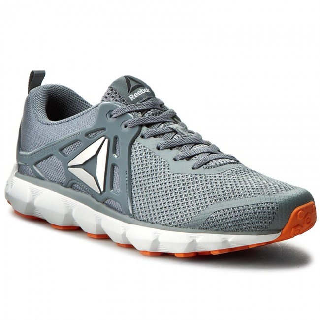 0414b29535f2 Shoes Reebok - Hexaffect Run 5.0 BD1549 Dust Orange Blk Wht - Indoor ...