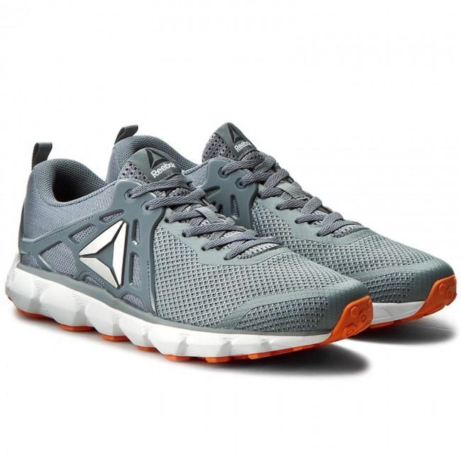 Shoes Reebok Hexaffect Run 5.0 BD1549 DustOrangeBlkWht
