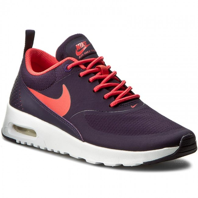 super popular 9d384 f2200 Shoes NIKE. Air Max Thea (GS) 814444 503 Purple Dynasty Ember Glow Whit