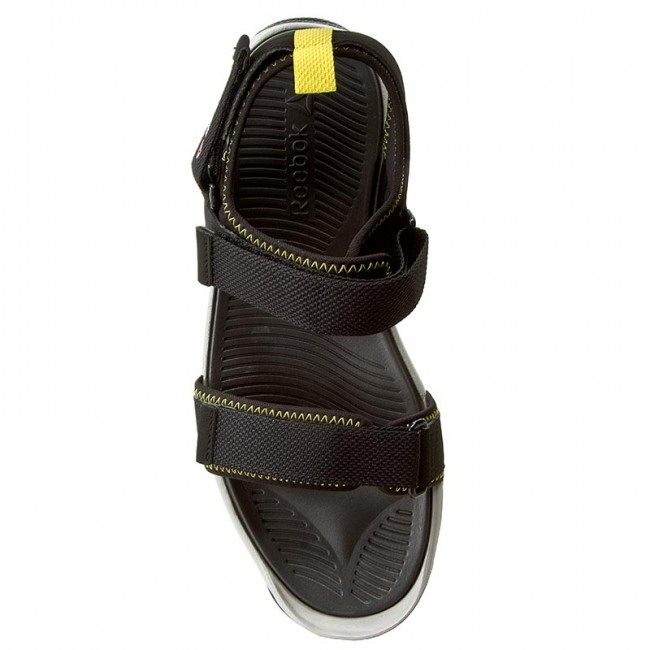 Sandals Reebok - Trail Serpent IV BD5555 Black Tin Grey Yellow - Sandals -  Mules and sandals - Men s shoes - www.efootwear.eu 842fee6b1ad