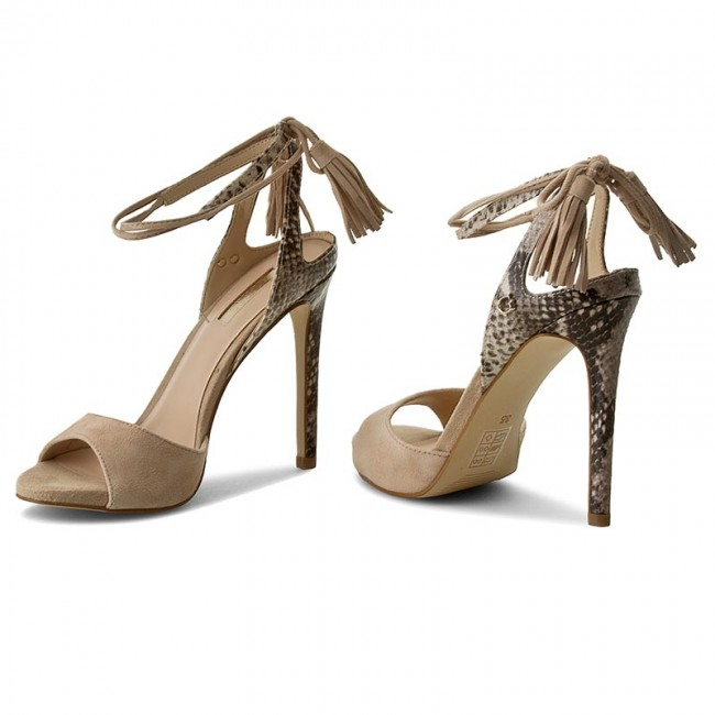 Sandals GUESS - Amee FLAEE1 SUE03 BEIGE